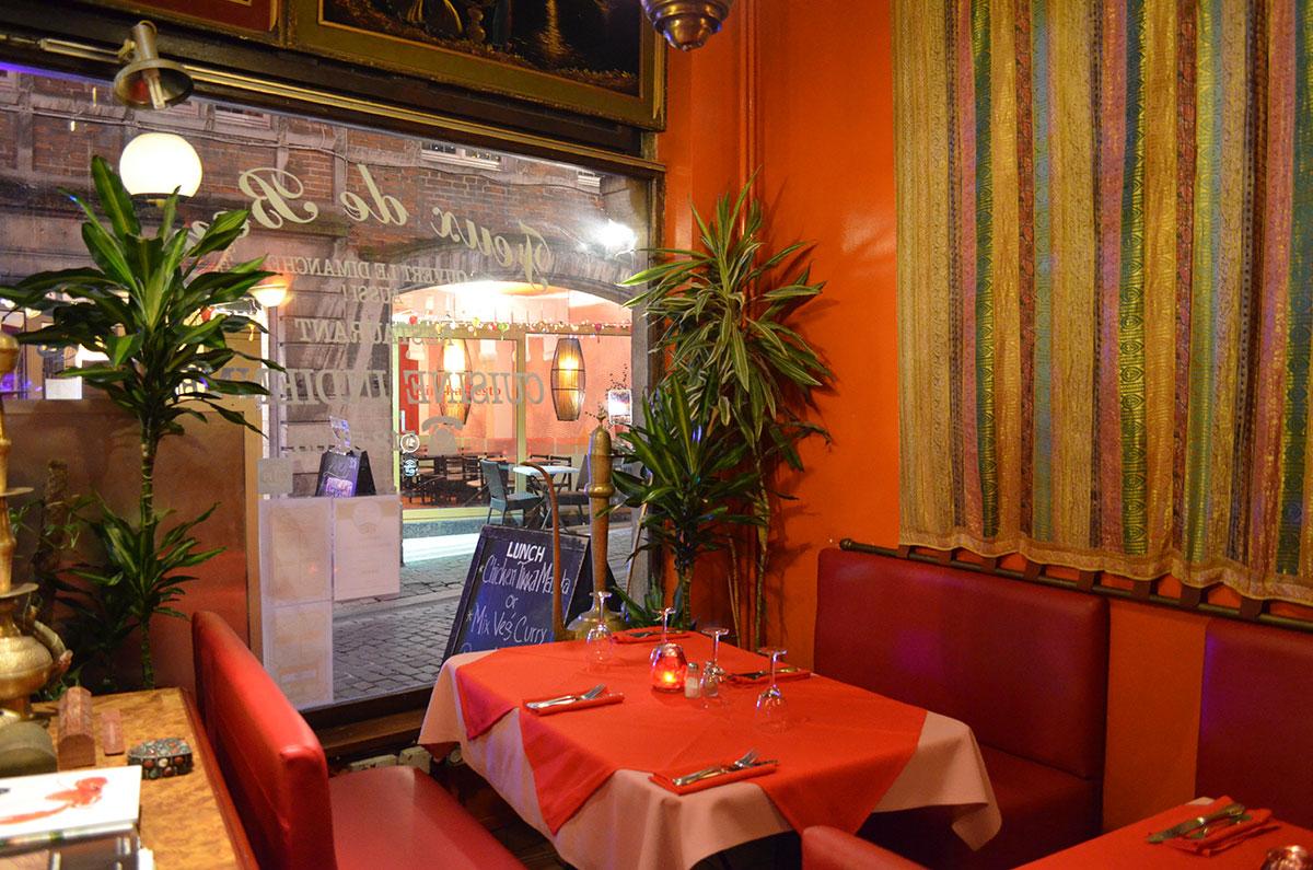 Photo-6 Feux de Bengale | Bruxelles restaurant | Cuisine indienne