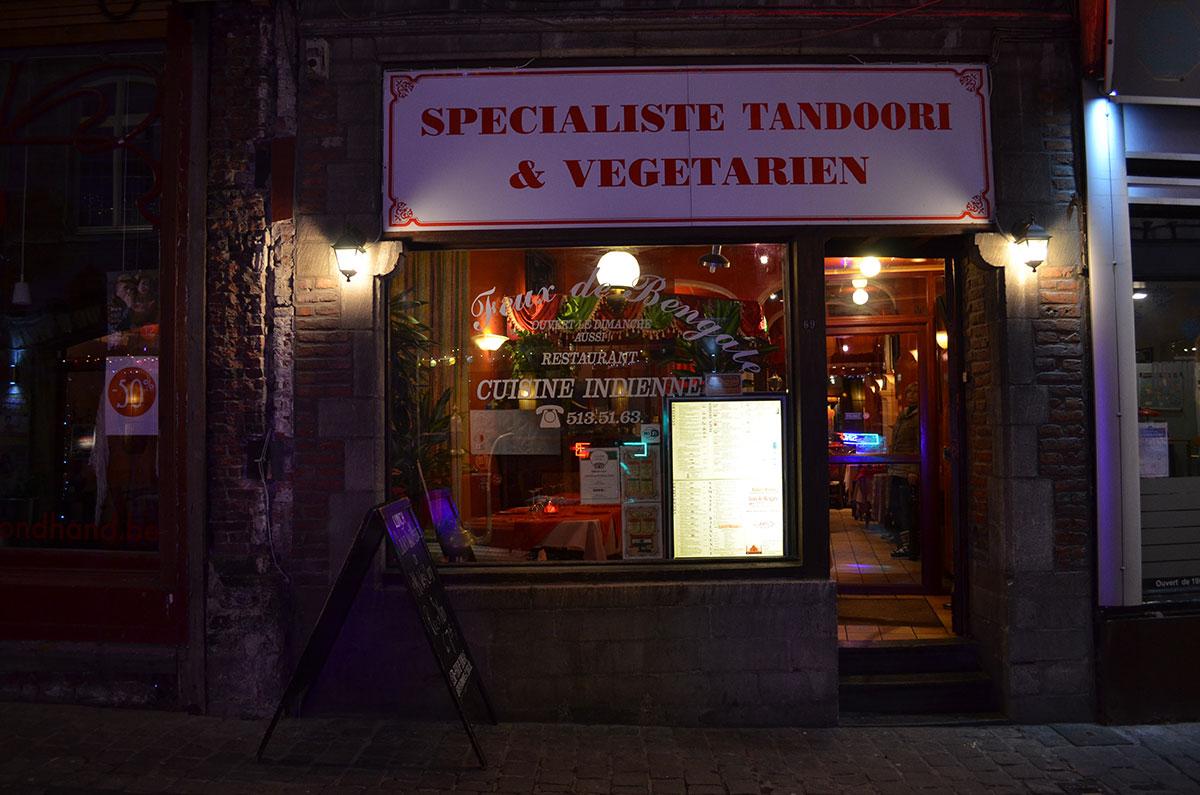 Slide-2 Feux de Bengale | Bruxelles restaurant | Cuisine indienne